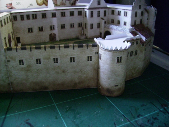 Burg Meersburg am Bodensee, Maßstab 1:300. Schreibermodell. - Seite 2 Meersb34