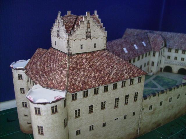 Burg Meersburg am Bodensee, Maßstab 1:300. Schreibermodell. - Seite 2 Meersb38