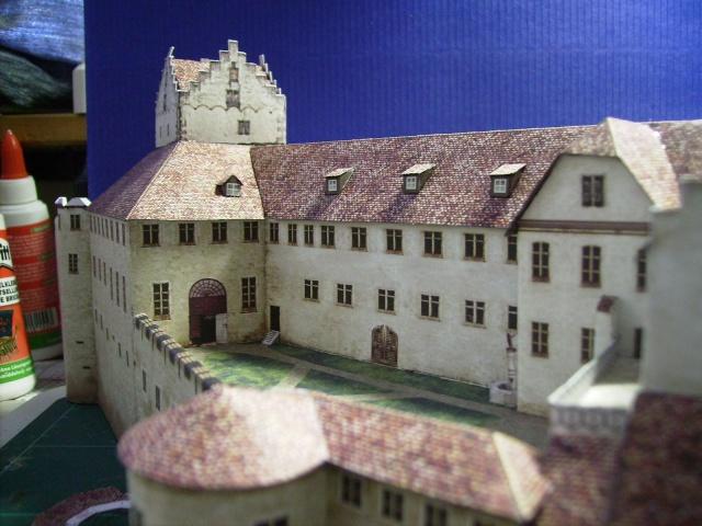 Burg Meersburg am Bodensee, Maßstab 1:300. Schreibermodell. - Seite 2 Meersb41