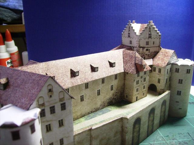 Burg Meersburg am Bodensee, Maßstab 1:300. Schreibermodell. - Seite 2 Meersb42