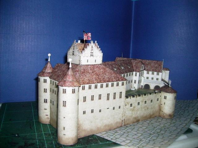 Burg Meersburg am Bodensee, Maßstab 1:300. Schreibermodell. - Seite 2 Meersb44