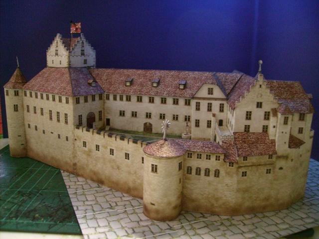 Burg Meersburg am Bodensee, Maßstab 1:300. Schreibermodell. - Seite 2 Meersb45
