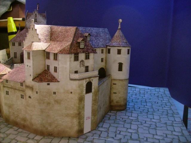Burg Meersburg am Bodensee, Maßstab 1:300. Schreibermodell. - Seite 2 Meersb46