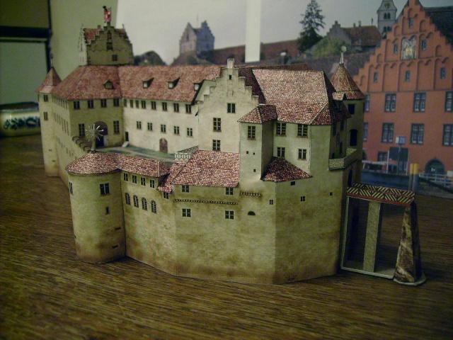 Burg Meersburg am Bodensee, Maßstab 1:300. Schreibermodell. - Seite 2 Meersb48