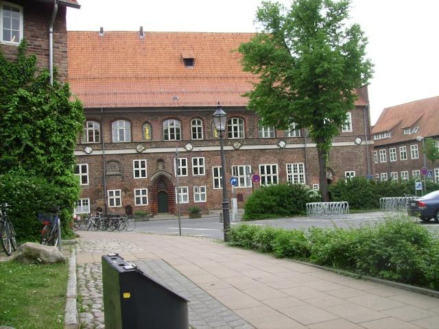 Lueneburg-Architekturimpressionen. Pict3512