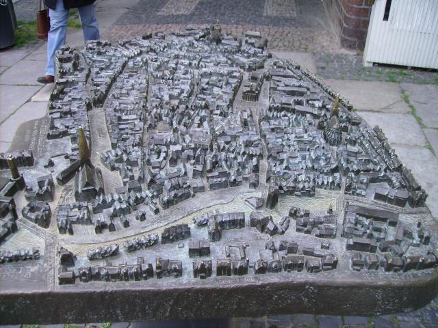 Lueneburg-Architekturimpressionen. Pict3517