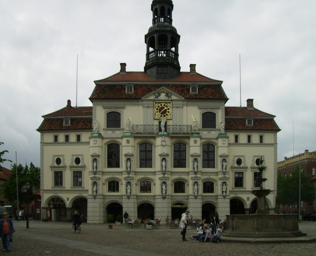 Lueneburg-Architekturimpressionen. Pict3520