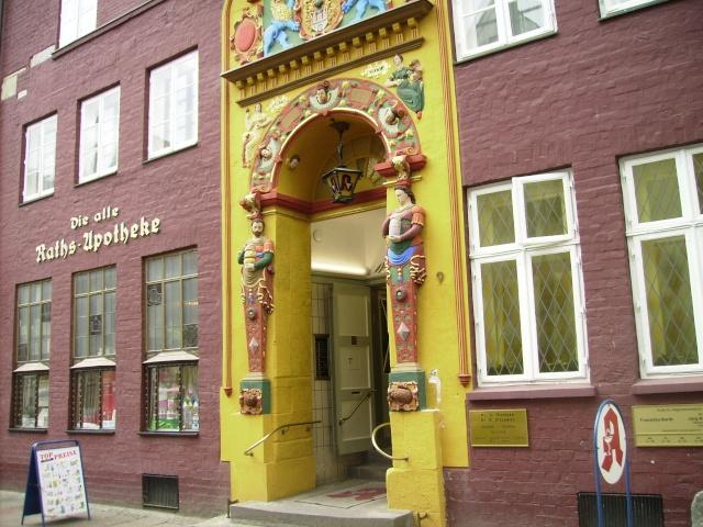 Lueneburg-Architekturimpressionen. Pict3523
