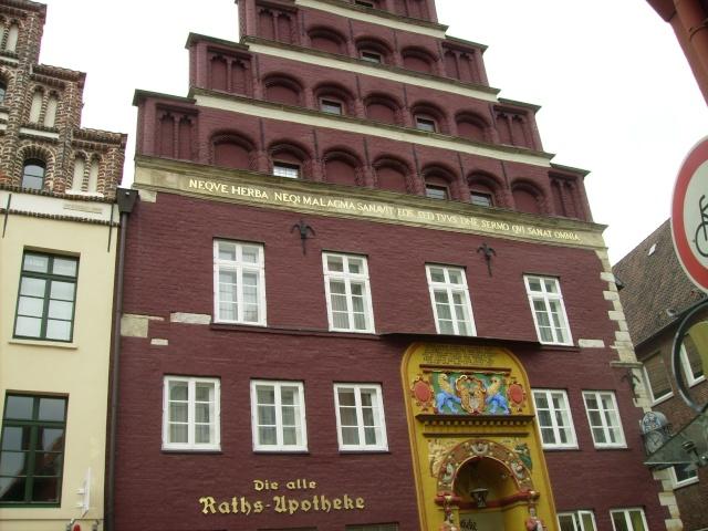 Lueneburg-Architekturimpressionen. Pict3524