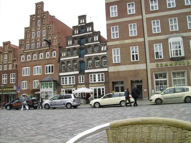 Lueneburg-Architekturimpressionen. Pict3526