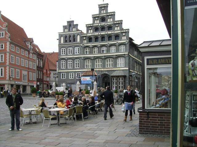 Lueneburg-Architekturimpressionen. Pict3527