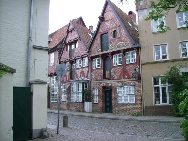 Lueneburg-Architekturimpressionen. Pict3529