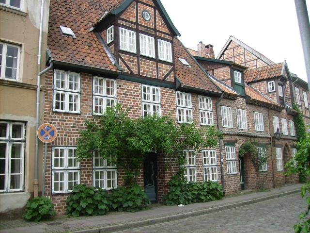 Lueneburg-Architekturimpressionen. Pict3530
