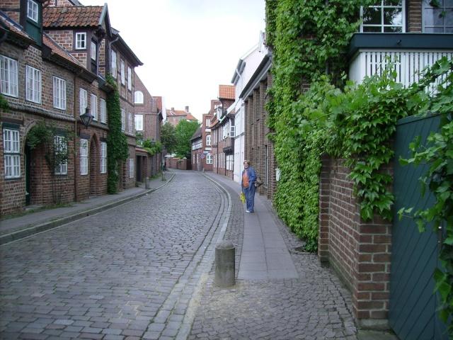 Lueneburg-Architekturimpressionen. Pict3531