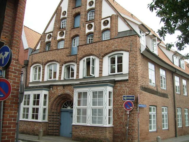 Lueneburg-Architekturimpressionen. Pict3533