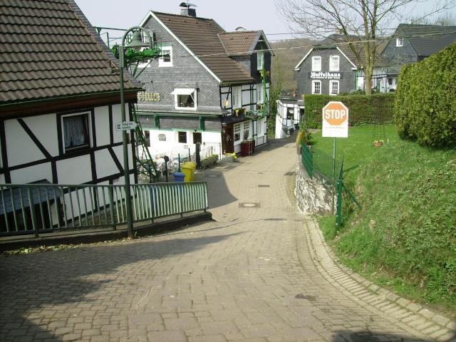 Fruehlingsspaziergang-Schloss Burg an der Wupper. Sb2510
