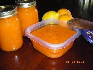Marmelade de carottes de Melam Imgp1118