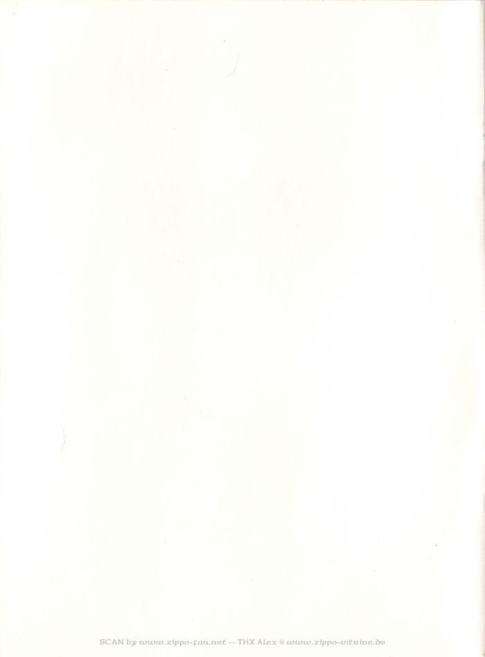 Catalogue Zippo publicitaire de 1958 - 1967 0213