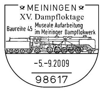 Eisenbahnstempel zum selbst beschaffen Eis_210