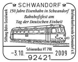Eisenbahnstempel zum selbst beschaffen Eisenb10