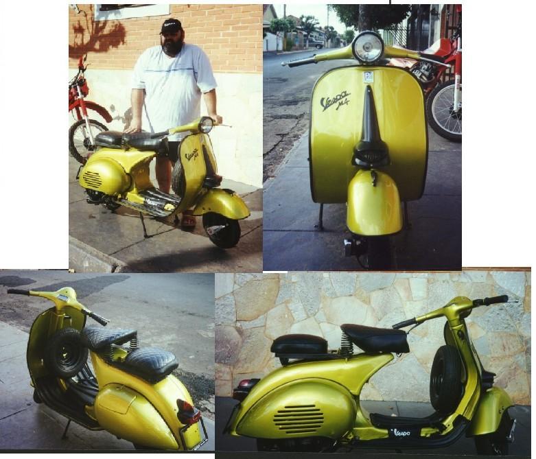 Vespa 1960 - Projecto M4201910