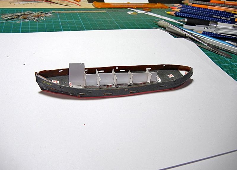 Schlepper Löwe, Walter Otten Modellbau, 1:250 Lawe_113