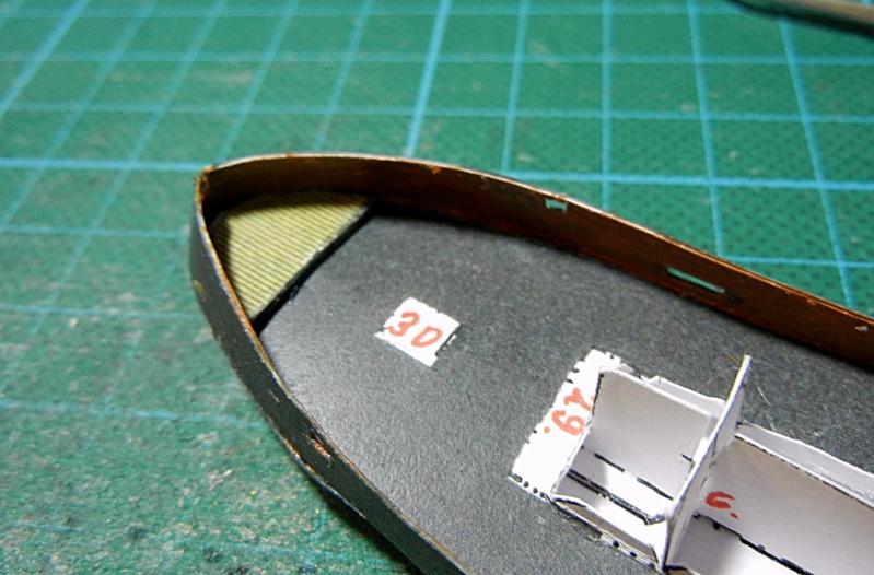 Schlepper Löwe, Walter Otten Modellbau, 1:250 Lawe_115