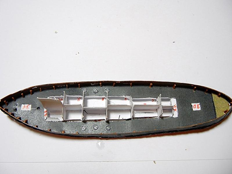 Schlepper Löwe, Walter Otten Modellbau, 1:250 Lawe_119