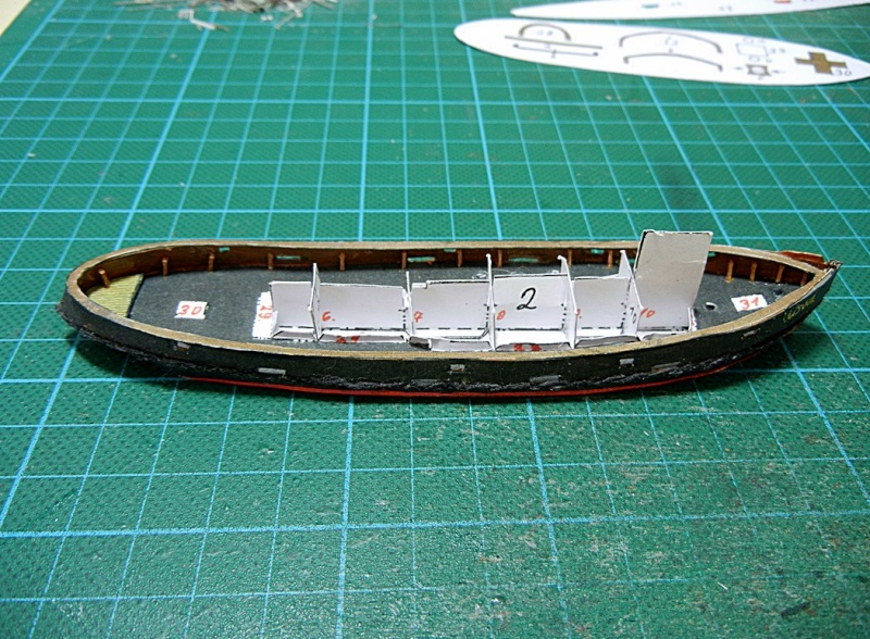 Schlepper Löwe, Walter Otten Modellbau, 1:250 Lawe_120