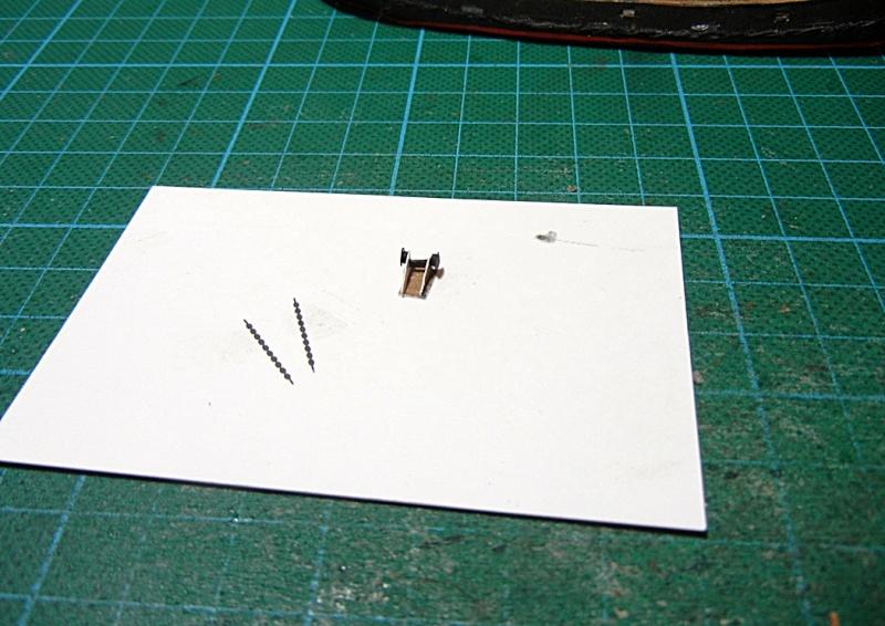 Schlepper Löwe, Walter Otten Modellbau, 1:250 Lawe_616
