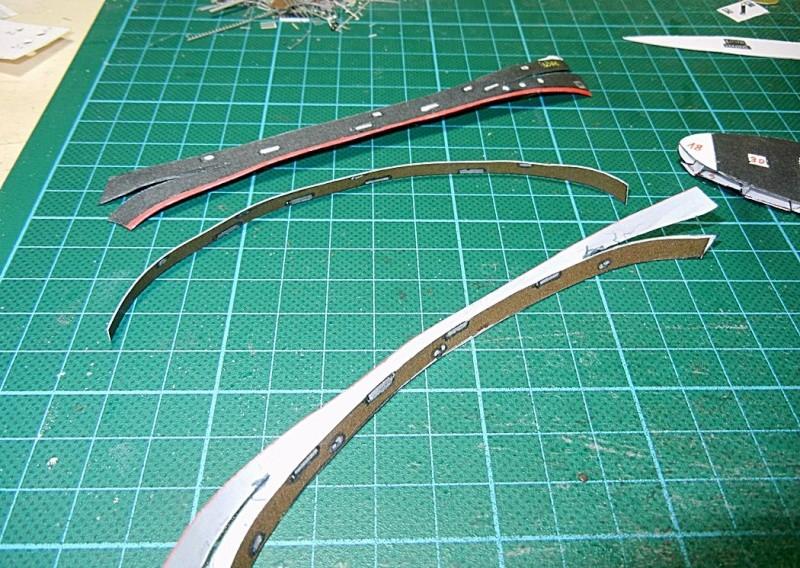 Schlepper Löwe, Walter Otten Modellbau, 1:250 Lawe_910
