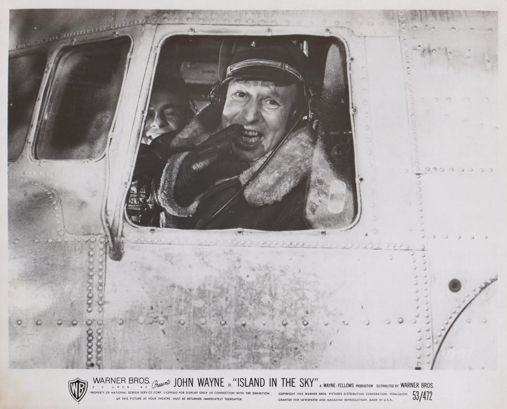 Aventure dans le grand Nord - Island in the Sky - 1953 Wayne315