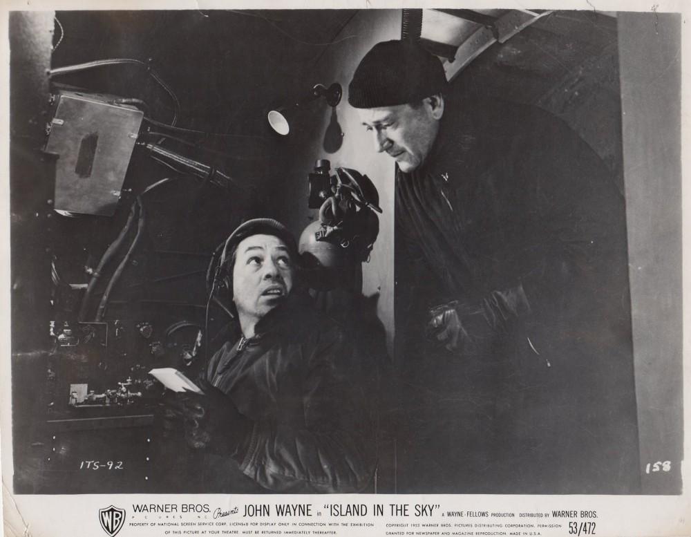 Aventure dans le grand Nord - Island in the Sky - 1953 Wayne359