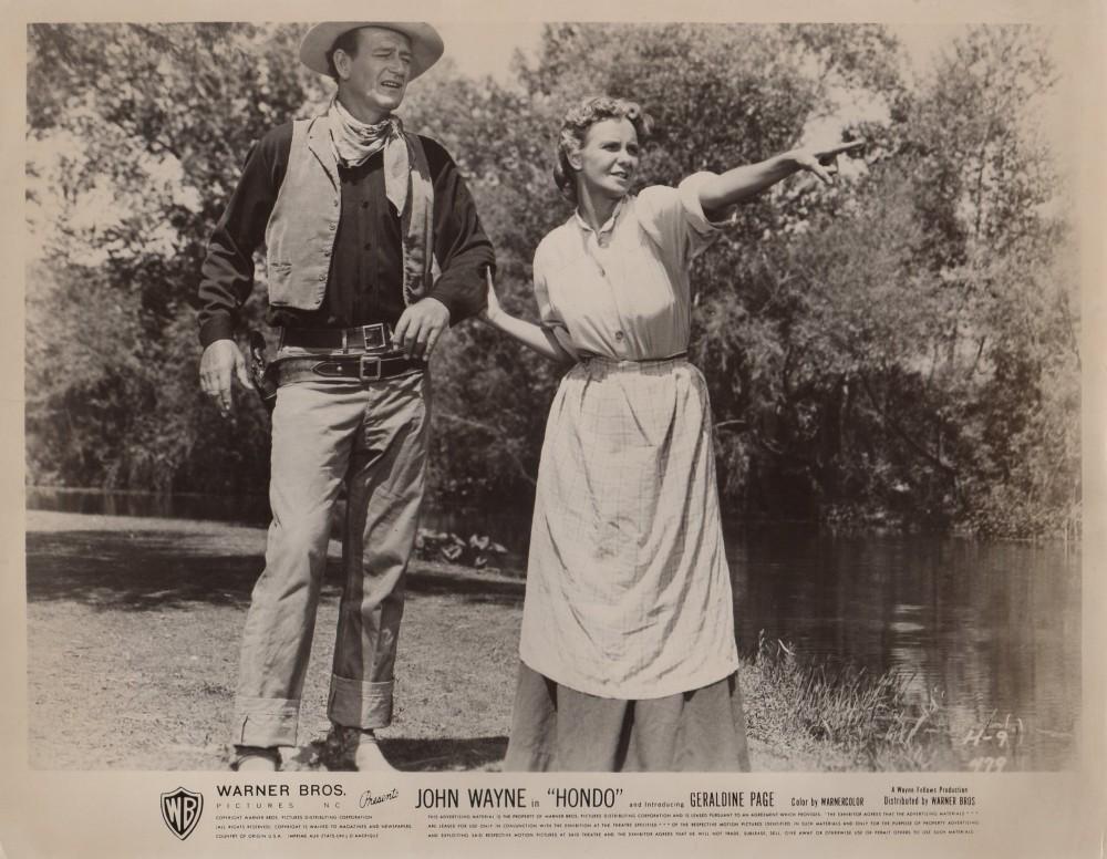 Hondo, l'Homme du Désert - Hondo - 1955 - Page 2 Wayne_23
