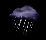 La météo Averse10