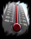 La météo Chaud10