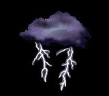 La météo Orage10