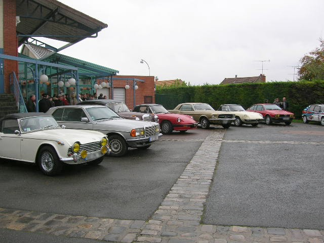 Hier ; parking de la Gare .... Dscn3726