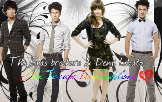Demi Lovato - Jonas Brothers