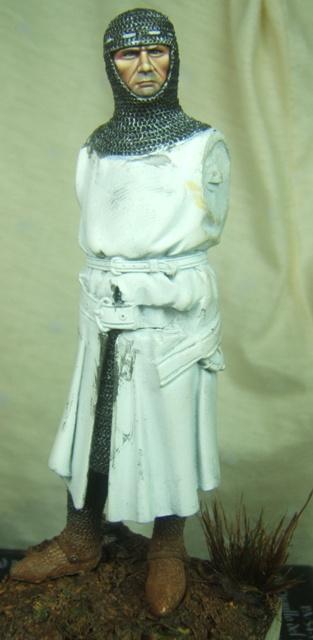 Knight Hospitaller c.1300 (Andrea 90mm) Dscf8117