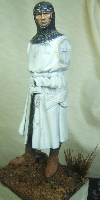 Knight Hospitaller c.1300 (Andrea 90mm) Dscf8121