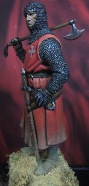 Knight Hospitaller Rearranged/Corrected!! Dscf8212