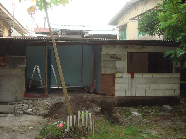 Renovation Works on Bungalow Type Residential (Harris St., Olongapo City) - COMPLETED Dsc04329
