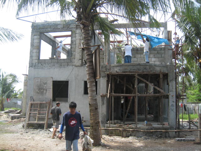 Two Storey Rest House (Morong, Bataan) - COMPLETED - Page 2 Img_7224