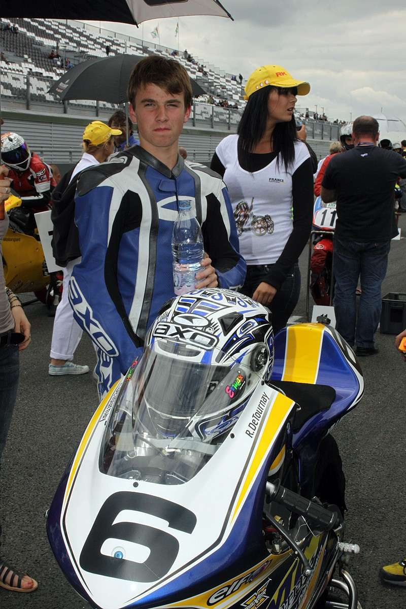 [FSBK] Magny Cours 2009 - Page 2 1110