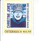 Personalisierte Briefmarke Scanne14