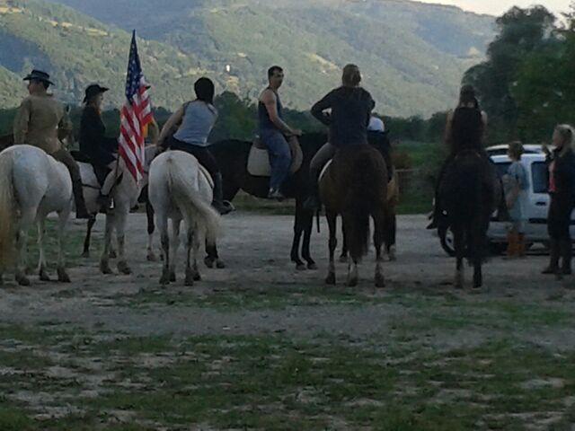 Théâtre à cheval 20130610