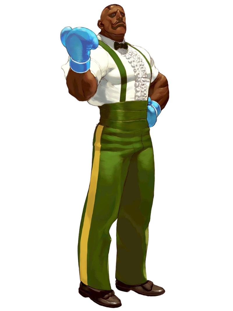 Super Street Fighter 4 Dudley10
