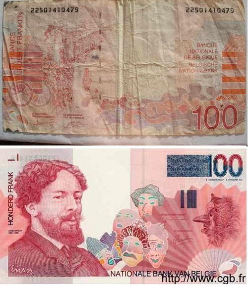 billets et pieces de belgique 100_fb10
