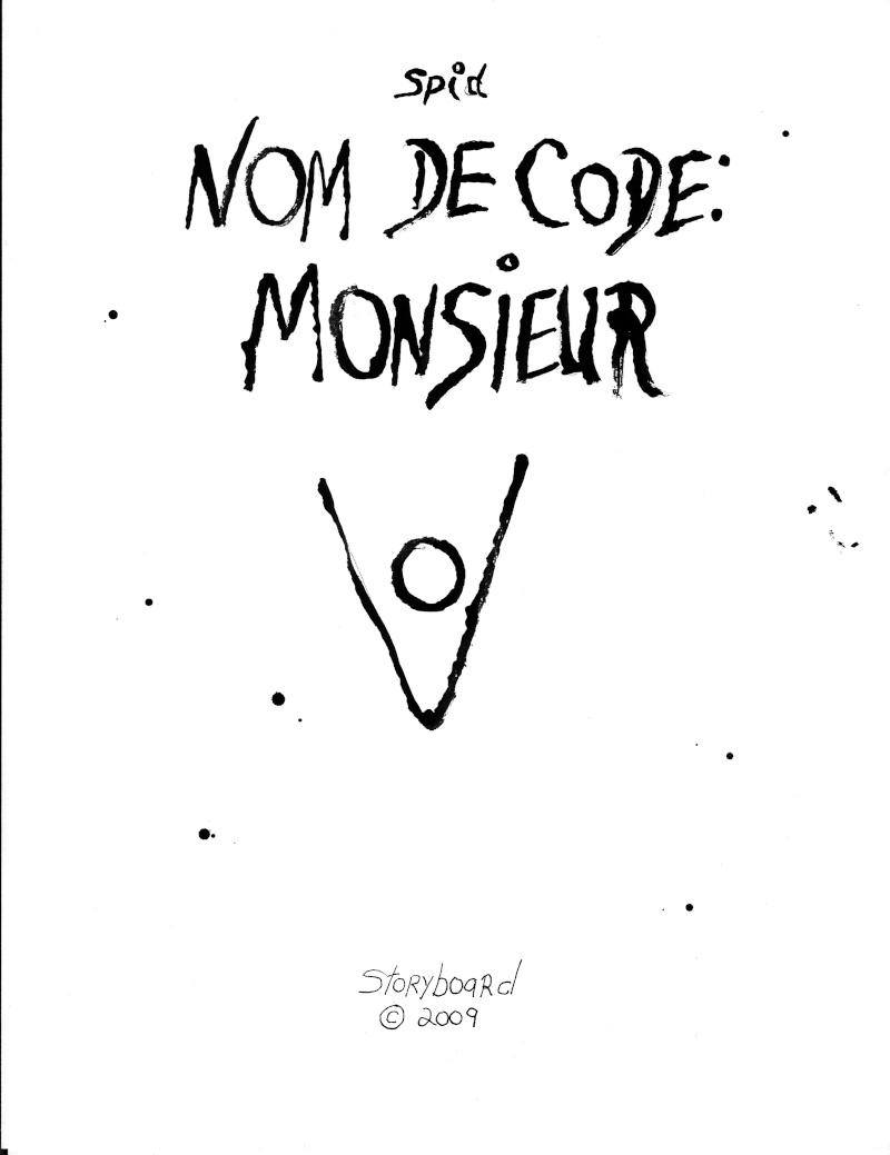 Nom de code: Monsieur bd... !3 pages Page111